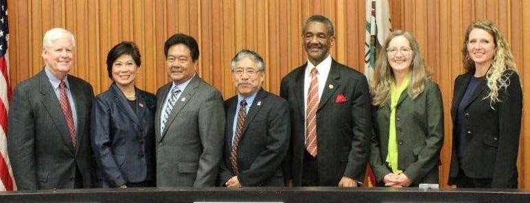 The Vallejo City Council. - CITY OF VALLEJO