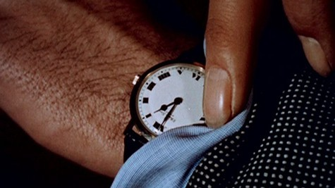 Video still from The Clock, by Christian Marclay (2010)