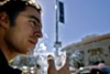 Violators of Berkeley's new outdoor smoking ban could be fined $100 for a first offense, and as much as $500 after multiple offenses.