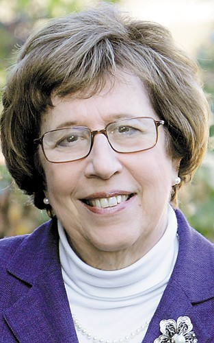 State Senator Lois Wolk.