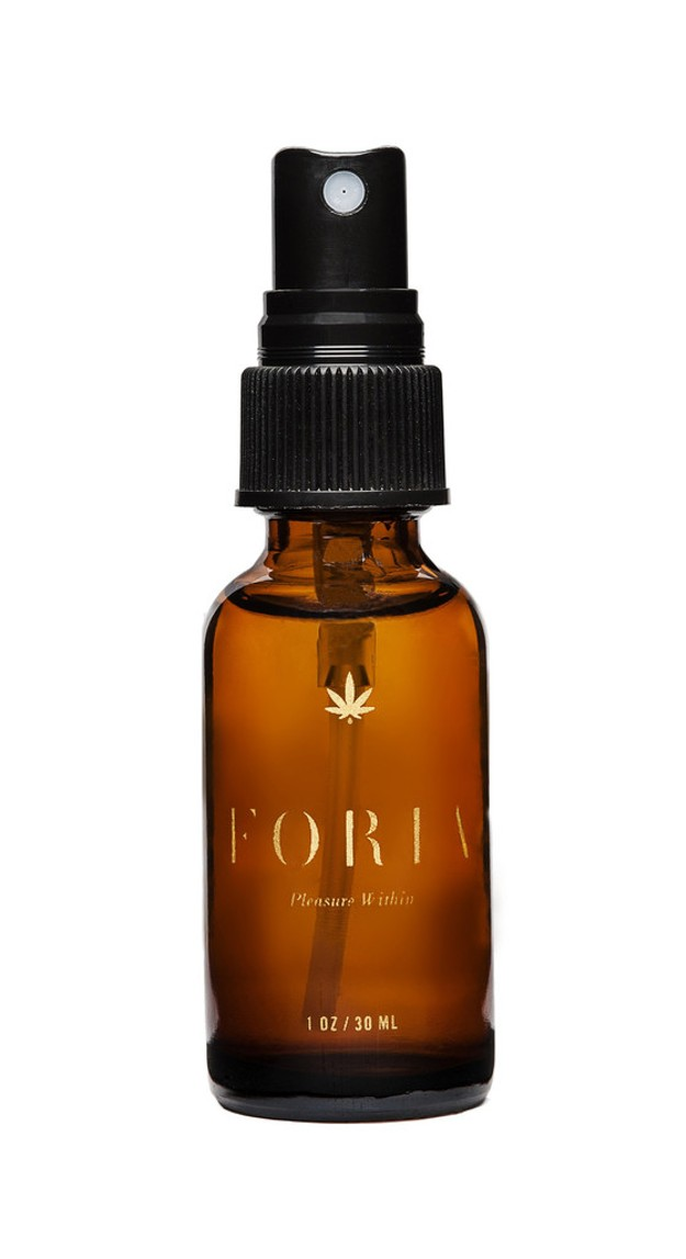 Weed Infused Sex Lube Hits Market Meet Foria Cannabis