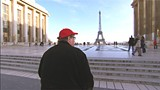 Welcome to Paris.  You may now fall ill.  Michael Moore in Sicko.