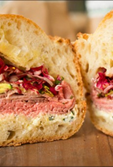 When Butchers Make Sandwiches