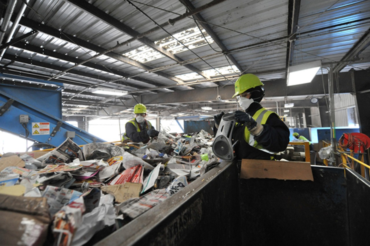 Can I Recycle That? | Sustainable Living | East Bay Express