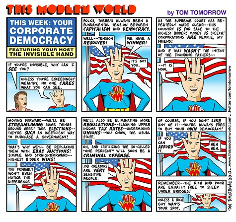 Your Corporate Democracy