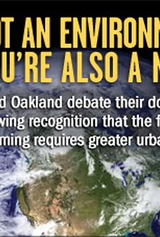 You're Not an Environmentalist If You're Also a NIMBY