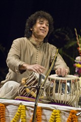 SUSANA MILLMAN - Zakir Hussain is a musical polymath.