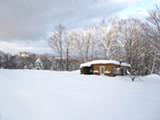 Zammuto's house in Vermont.