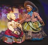 Zanzibar Puppet Theater.
