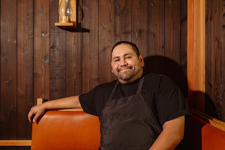 Hometown chef Marcos Leal will take the reins at Loro Houston. - PHOTO BY HAI HOSPITALITY