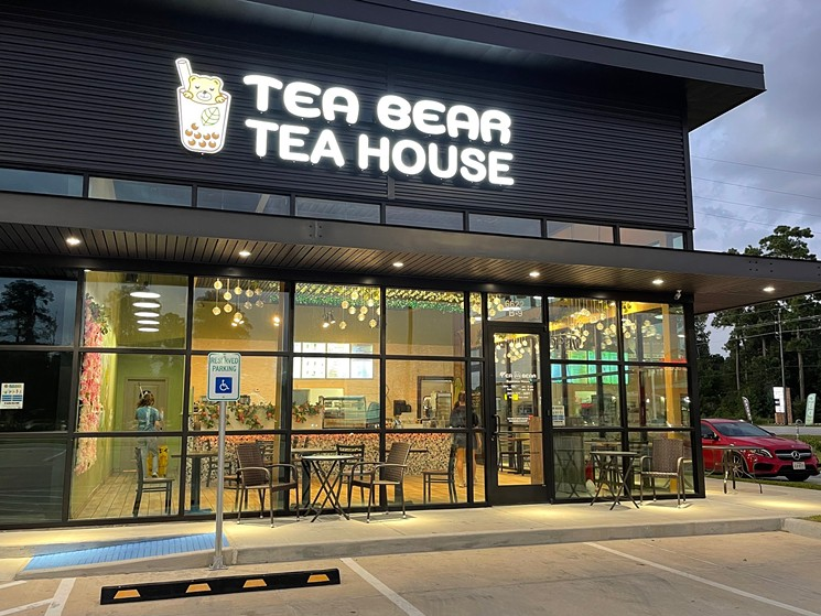 Tea Bear fills the boba void in Magnolia. - PHOTO BY CHAOCHING CHEN