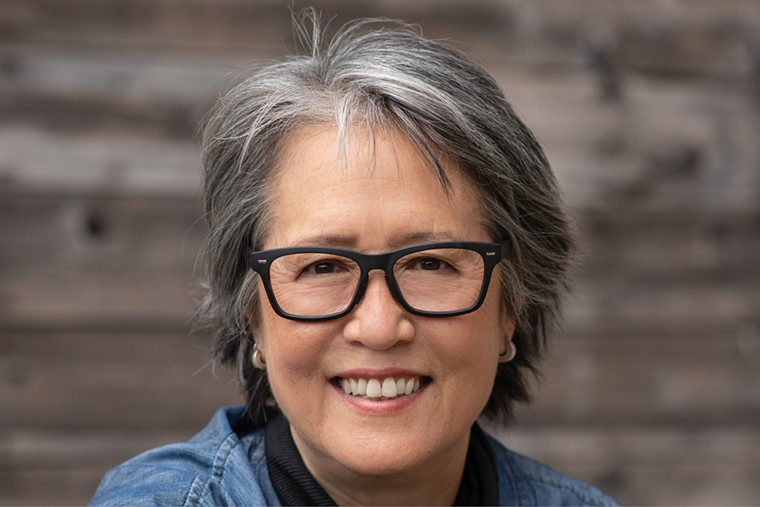 The 2021/2022 Inprint Margarett Root Brown Reading Series welcomes Booker Prize finalist Ruth Ozeki. - PHOTO BY BY DANIELLE TAIT