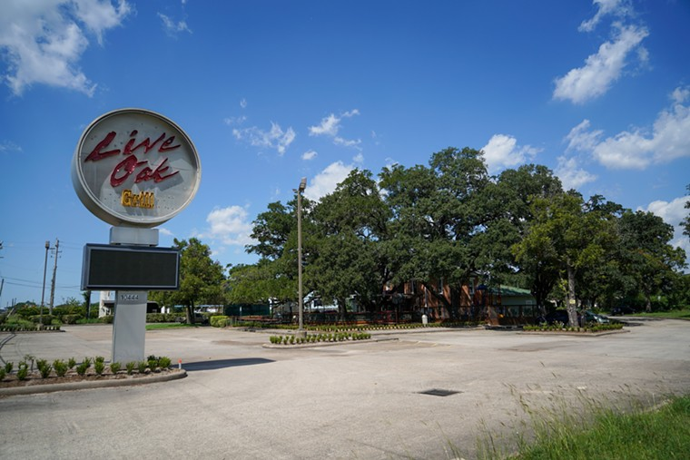 Spring Branch residents have a relaunched Live Oak Grill. - PHOTO BY DYLAN MCEWAN