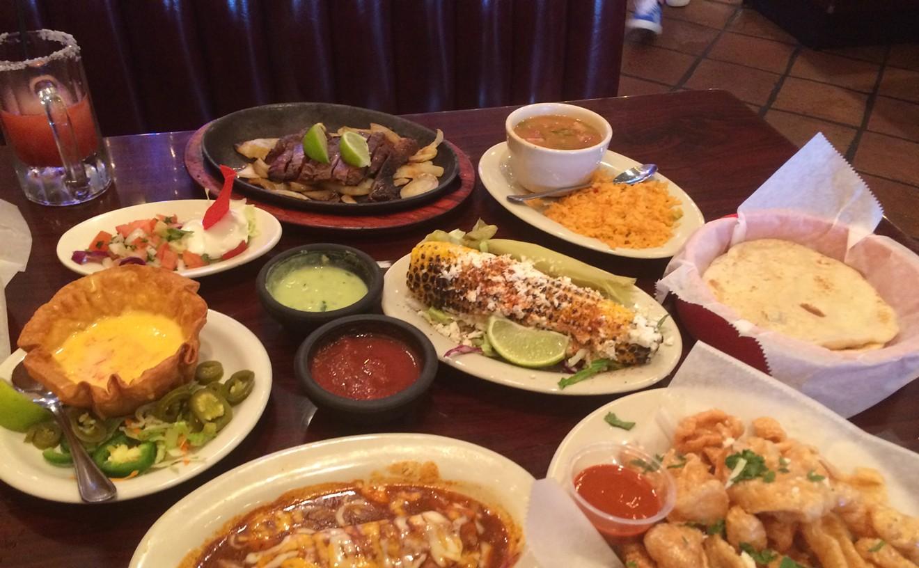 Maria Rita's provides a feast for a good price.