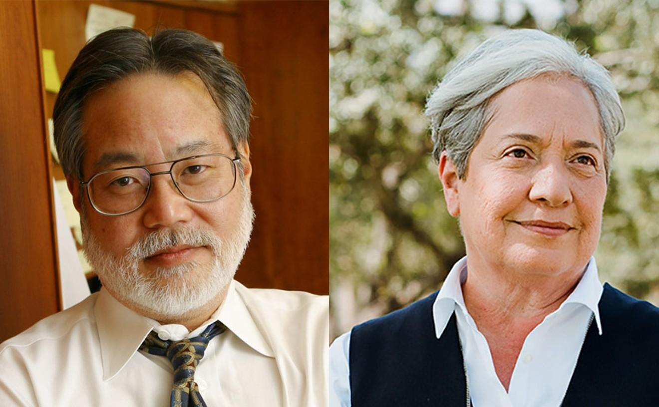 Charles Kamasaki & Sister Norma Pimentel