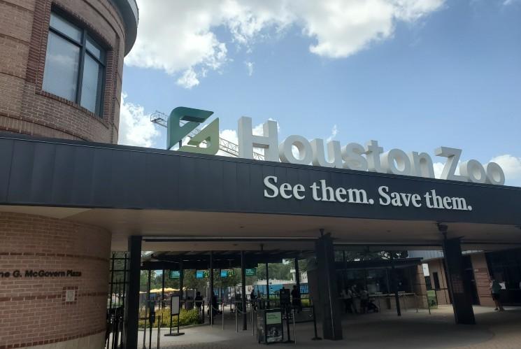 Houston Zoo celebrates its 100th anniversary in 2022