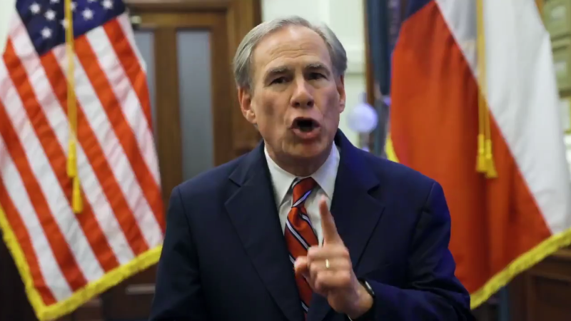 Gov. Greg Abbott is giving the Lege a couple weeks off before calling them back to work.