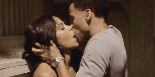 "Leah (Sanaa Lathan) makes a fatal mistake with (Michael Ealy) in ""The Perfect Guy."" - COURTESY SCREEN GEMS"