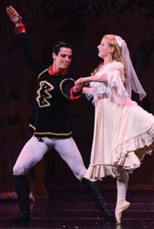 Springfield Ballet Company performs Nutcracker. - PHOTO BY DONNA LOUNSBERRY