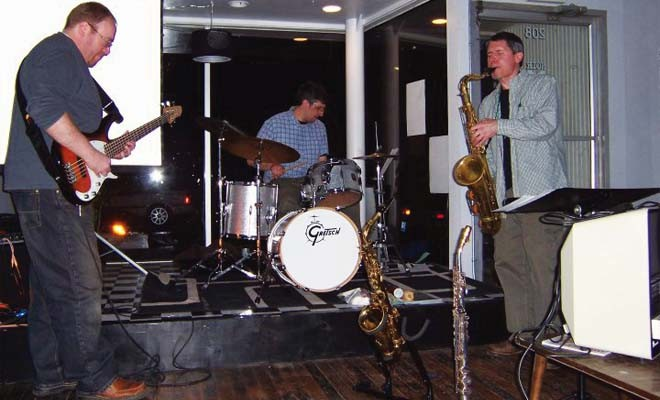 End Times Trio plays The Pharmacy Jan., 19, 7 p.m. - PHOTO COURTESY END TIMES TRIO