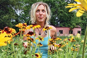 Erin Darnell Steinhauer performs in Charlie's Club at 7:30 p.m., on Sat. Jan 16, along with Square of the Roots and Blake Stevens.