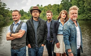 Gaelic Storm rolls into Boondocks on Thurs., Aug. 20 with O'Hare & Irwin opening at 7:30 p.m. for an all ages show.