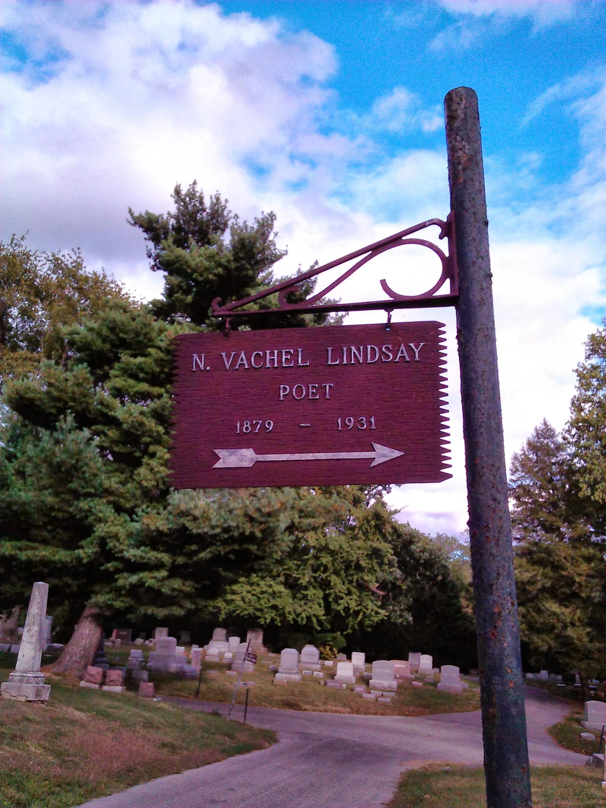 grave sign - ANITA STIENSTRA