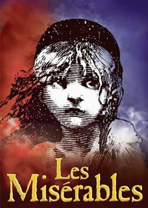 Les Miserables will be presented at The Muni June 14-16, 19-23 and 27-29.