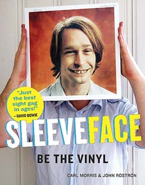 Sleeveface: Be the Vinyl