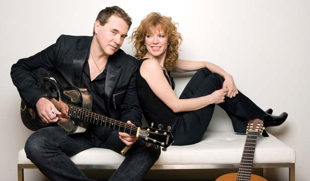 Sue Foley and Peter Karp will perform Aug. 28 at the 7th Annual Old Capitol Blues and BBQs.