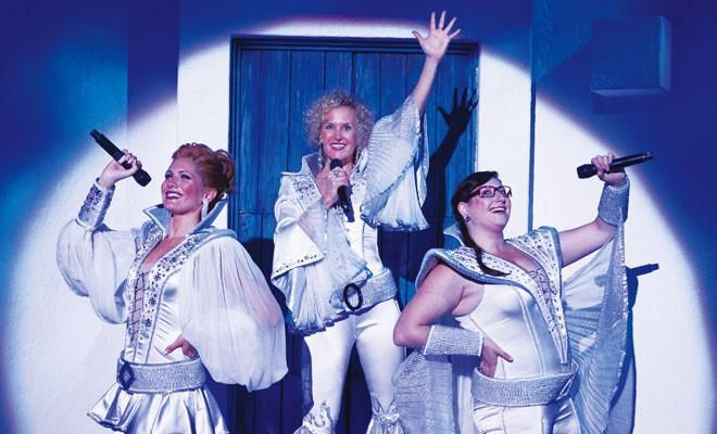 Mamma Mia! comes to Sangamon Auditorium on Feb. 26 - PHOTO COURTESY SANGAMON AUDITORIUM