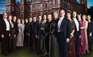 "The cast of ""Downton Abbey."" - PHOTO COURTESY PBS"