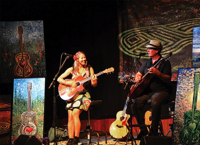 Patchouli plays the Music at the Museum concert series on Thursday, Sept. 14.