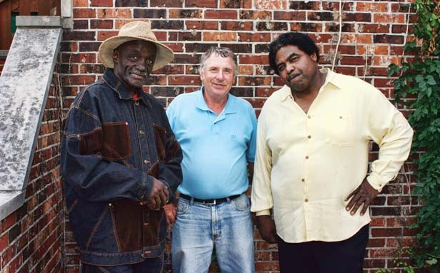 Stone Cold Blues Band