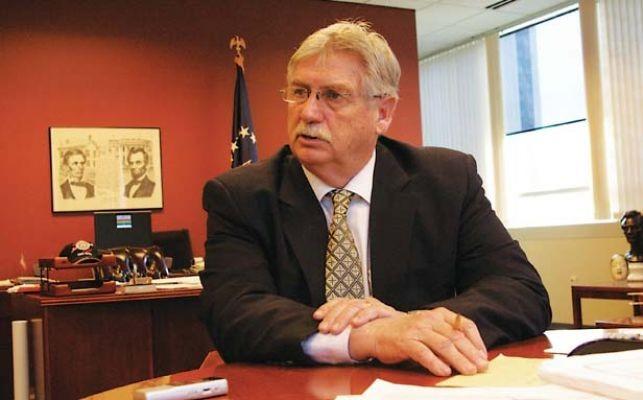 Former Springfield Alderman Frank Edwards