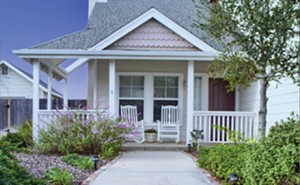 Curb appeal can set your home apart from others, and improving curb appeal doesn't have to be expensive. - PHOTO BY METRO CREATIVE CONNECTION