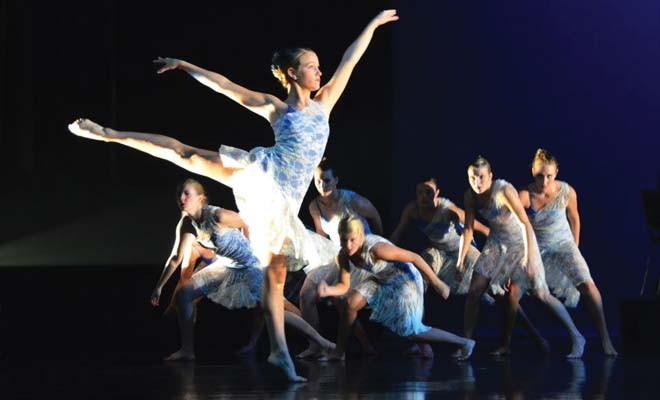 Springfield Ballet Company performs at 6 p.m. in LRS Theater, Hoogland Center for the Arts - PHOTOS COURTESY SPRINGFIELD AREA ARTS COUNCIL