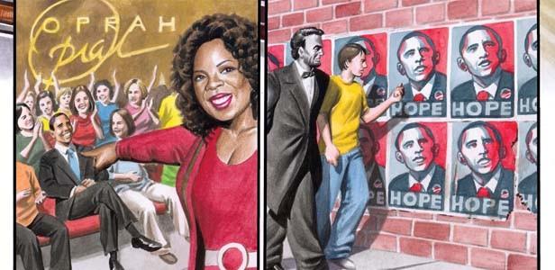 The Audacity of Oprah.