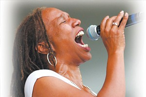 Charmaine Neville, New Orleans musician