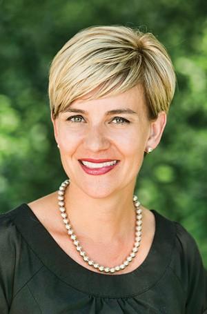 Incumbent Rep. Sara Wojcicki Jimenez, R-Springfield