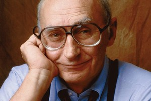 The late Mike Royko, Sun-Times columnist