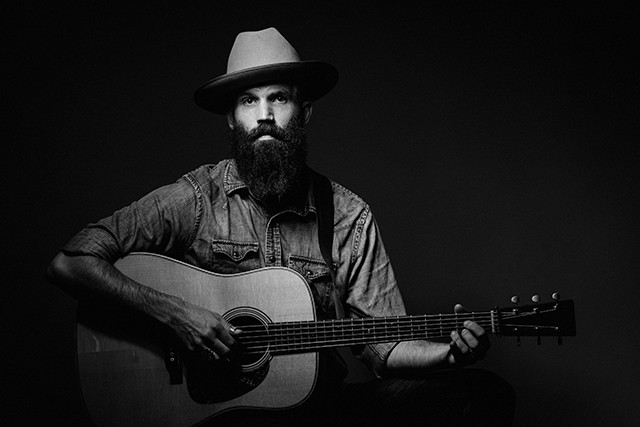 Ben Bedford plays 3Sixteen Wine Bar in Chatham on Sunday, April 22, from 4-7pm. - PHOTO BY KARI BEDFORD