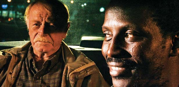 A Senegalese taxi driver named Solo befriends an elderly passenger in Goodbye Solo.