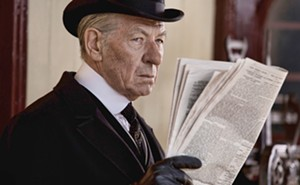 Ian McKellen as Sherlock Holmes in Mr. Holmes. - PHOTO COURTESY ROADSIDE ATTRACTIONS