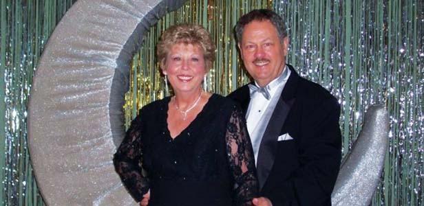 Sharon and Gene Weiser, Springfield ballroom stars.