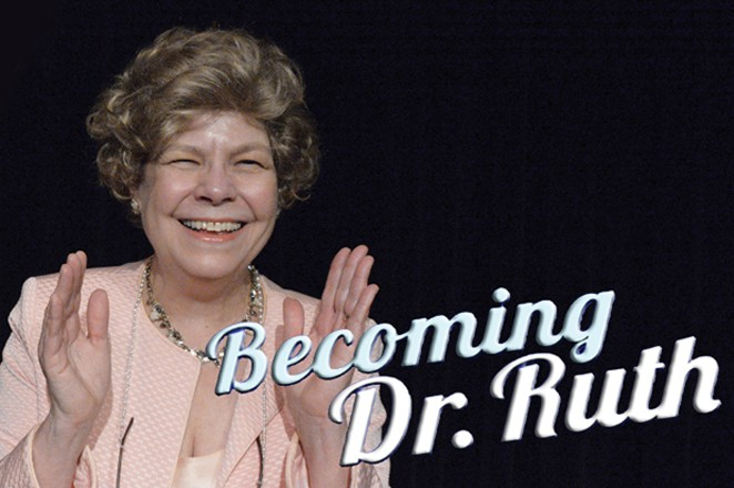 Becoming Dr. Ruth June 1-3 at Hoogland Center for the Arts