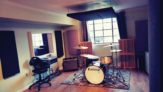 Where the magic happens inside the newly renovated Southtown Sound Studio. - PHOTO COURTESY SOUTHTOWN SOUND