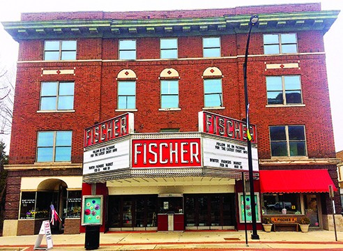 The Vermilion Heritage Foundation is breathing new life into the Fischer Theatre and planning a new era in its performance art tradition. The adjacent museum and gift shop, open to the public Thursday through Saturday from 10 a.m.to 3 p.m., are full of mo - PHOTO BY DIANNE CROWN