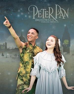 The Muni Opera production, Peter Pan (May 31-June 2-5, 9).