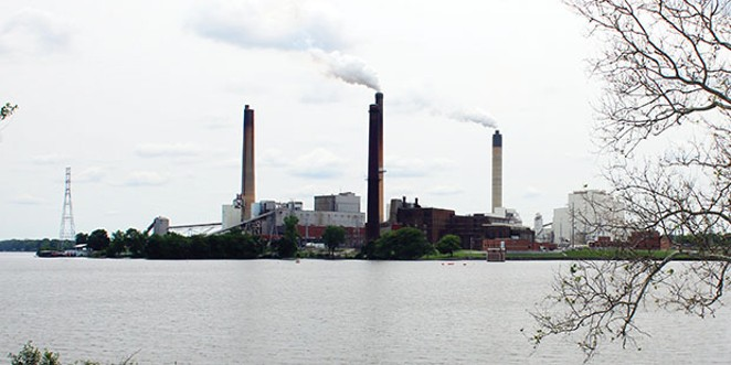 Alderman are reluctant to shut down aging coal plants. - PHOTO BY JOE COPLEY